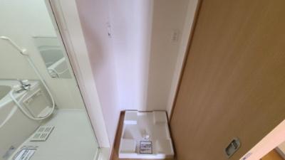 室内洗濯機置場☆神戸市垂水区 セレーノ五色山 賃貸☆