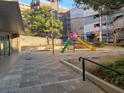 敷地内公園あり☆神戸市須磨区 UR名谷駅前☆
