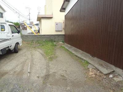 【外観】竹原松元借家