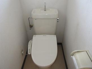 【トイレ】ヴィレッジ足門Ⅱ