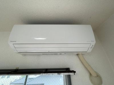 【寝室】シルキーマンション