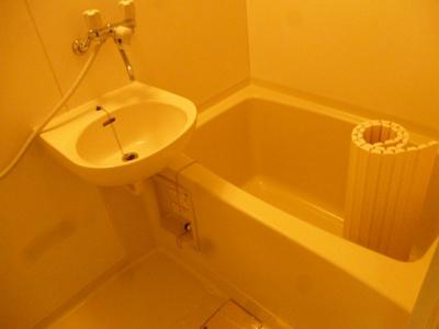 【浴室】ザ・ピーチツリー