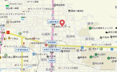 【地図】エース レオーネ