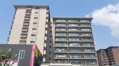 【外観】メガロコープ西宮Ⅱ 2号棟