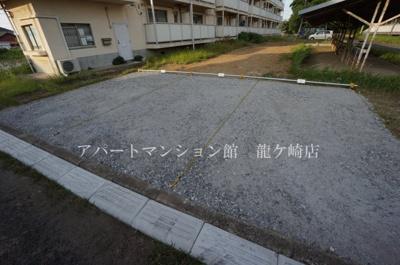 【駐車場】ビレッジハウス古城1号棟