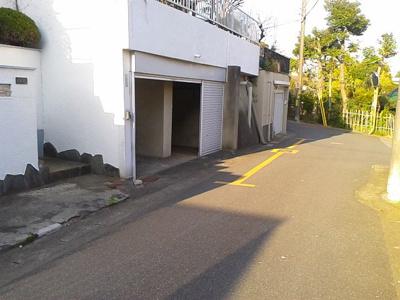 【前面道路含む現地写真】柏市亀甲台