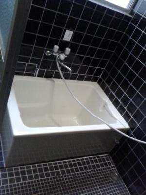 【浴室】柏市亀甲台