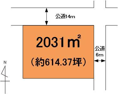 【土地図】平須町土地