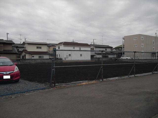 【外観】平須町土地