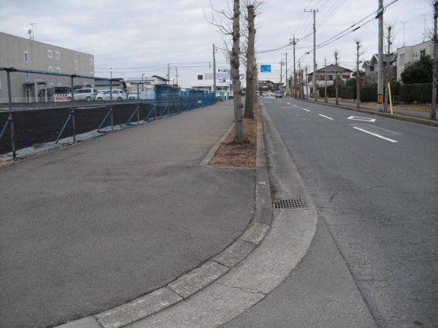 【周辺】平須町土地