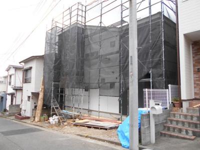 【外観】鎌谷町新築