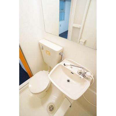コンド千葉WESTのトイレ