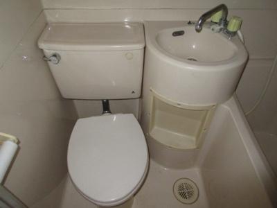 【トイレ】メゾン岡