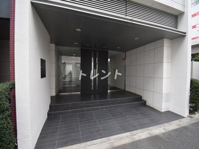 【エントランス】シーフォレシティ芝浦