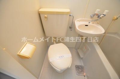 【トイレ】ジオナ野江