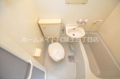 【浴室】ジオナ野江