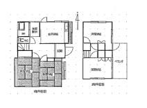 松山市 石手白石 中古住宅 25.25坪の画像