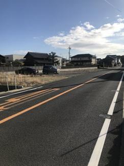 【前面道路含む現地写真】54352 羽島郡笠松町北及土地