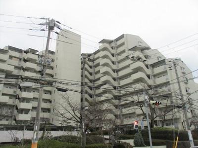 【外観】グリーンコーポジェームス山弐番館