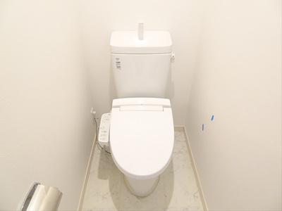 【トイレ】ミハス幡ヶ谷