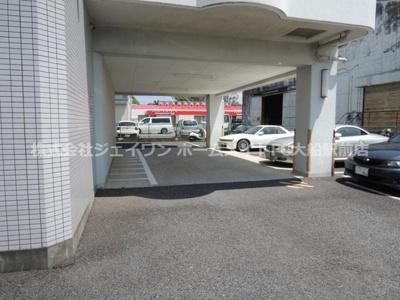 【駐車場】グランデ十二天