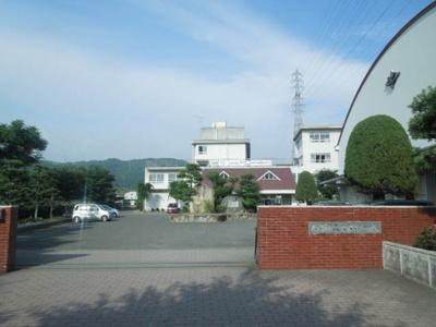 北久米小学校 446m