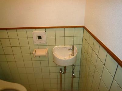 【トイレ】鳥越中古一戸建て