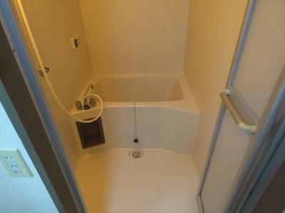 【浴室】サンエイビル
