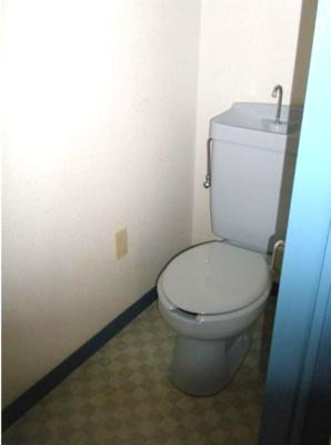 【トイレ】カーサベルデス