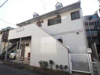 【外観パース】ウィステリアハウス