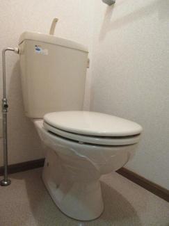 【トイレ】ドリームハイツ垣生