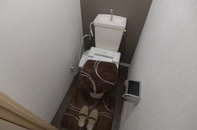 【トイレ】ファミール空港通