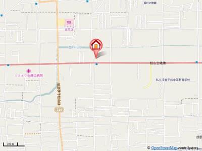 【地図】ファミール空港通