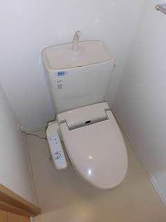 【トイレ】エヴァグリーン南斎院