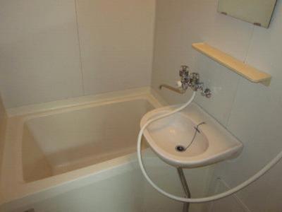 【浴室】メゾンド・モラール