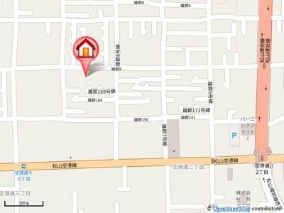 【地図】J・S・T第2ビル