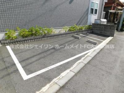 【駐車場】リブリ・楓