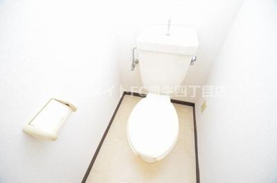 【トイレ】プレアール今福西