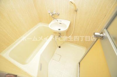 【浴室】プレアール今福西