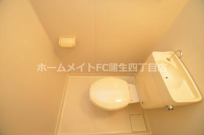 【トイレ】コスモ城東