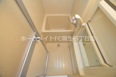 【浴室】コスモ城東