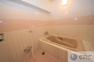 【浴室】朝日プラザパレセーヌ