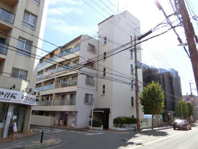 【現地写真】 鉄筋コンクリート造の5階建♪