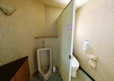 【トイレ】彦島江の浦町5丁目A店舗家屋