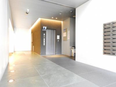 【エントランス】アーバネックス淀屋橋