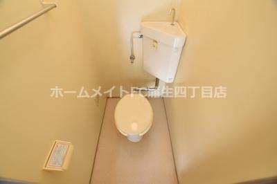 【トイレ】ドゥファミーユ
