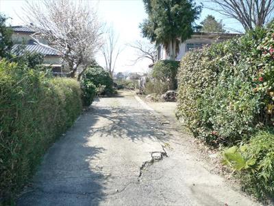 【周辺】宮代町大字須賀 土地