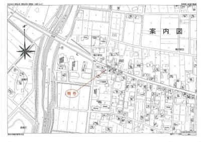 【周辺】深谷市榛沢新田871-1