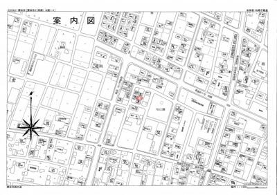 【地図】深谷市岡2丁目30番3