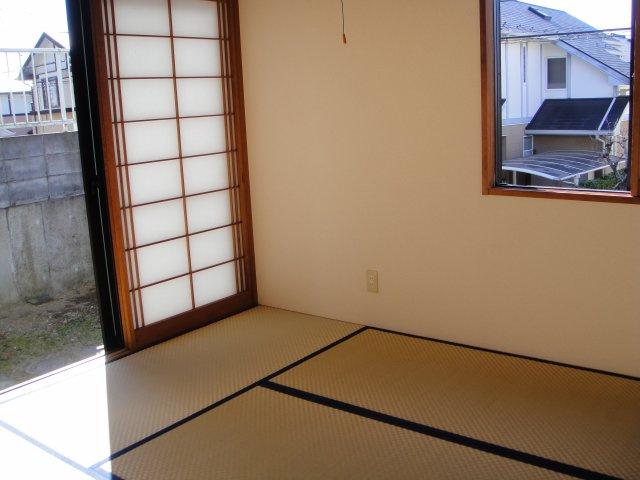 和室があります